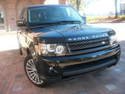 2012 Land Rover Range Rover Sport HSE Sport Utility 4-Door